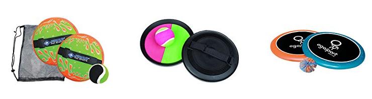 Klettball-Sets - lustige Spielidee für draußen