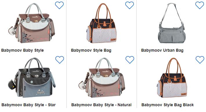 Babymoov Wickeltaschen
