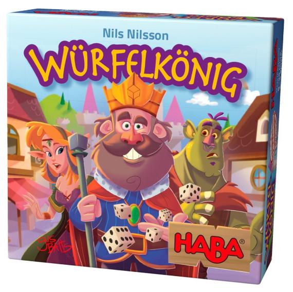 Haba 303485 Würfelkönig