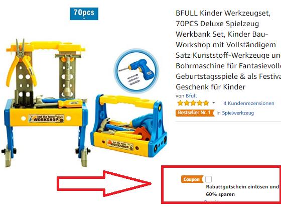 Kinder-Werkzeugset