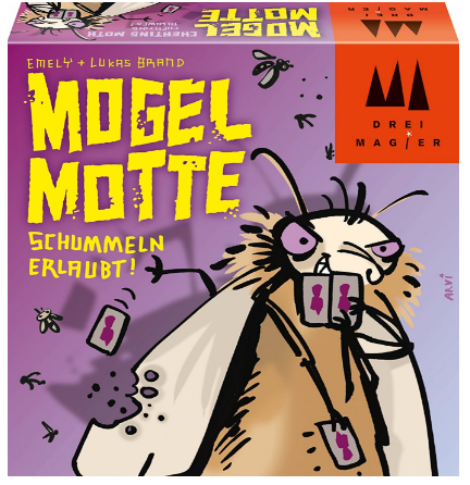 Mogel Motte billig bestellen