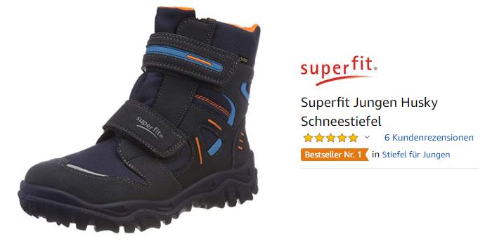 Superfit Husky Kinderstiefel