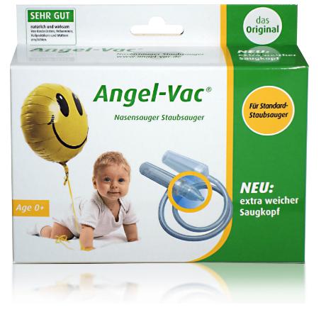 Angel-Vac Nasensauger für Standard-Staubsauger