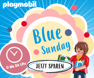 Blue Sunday playmobil Onlineshop