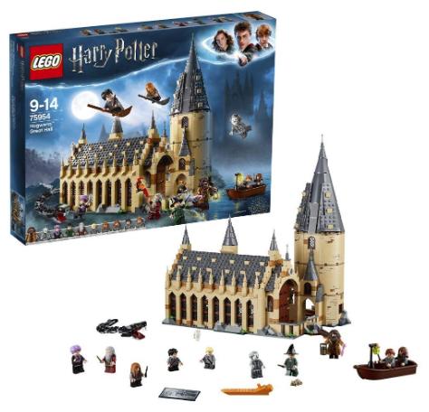 LEGO Harry Potter – Die große Halle von Hogwarts 75954