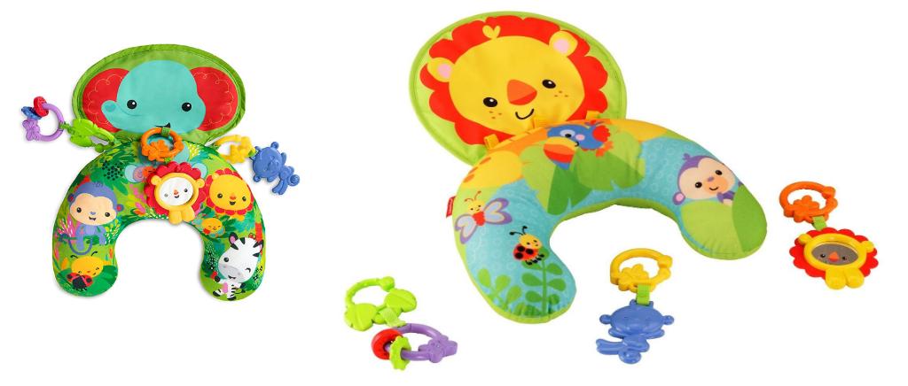 Fisher-Price Spielkissen für Babys & Neugeborene