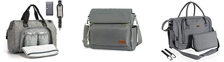 Angebote bei Amazon - Wickeltaschen mit Schultergurt