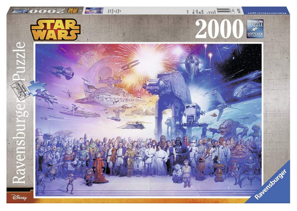 Ravensburger 16701 Star Wars Universum Puzzle