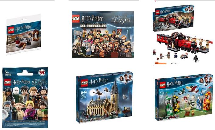 ebay.de Angebote - LEGO Harry Potter