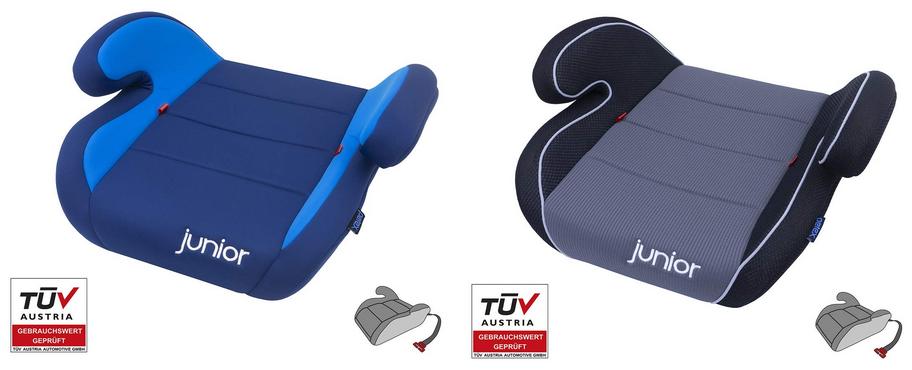 Petex Auto-Kindersitzerhöhung Max 108 ECE-Gruppe 2-3